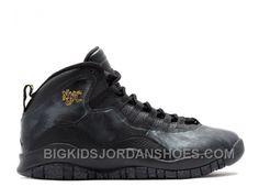 Free Shipping  6070 OFF Air Jordan 10 Retro BlackDark GreyMetallic Gold NYC Men Shoes 310805012
