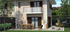 Progettazione villa bifamiliare Outdoor Decor, Home Decor, Homemade Home Decor, Decoration Home, Interior Decorating