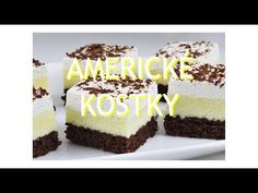 Pavlova, Vanilla Cake, Food Videos, Food And Drink, Recipes, Youtube, Hampers, Ripped Recipes