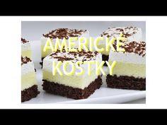 Americké kostky / Helenčino pečení - YouTube