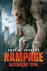 Assistir Rampage Destruicao Total Filme Completo Dublado Com