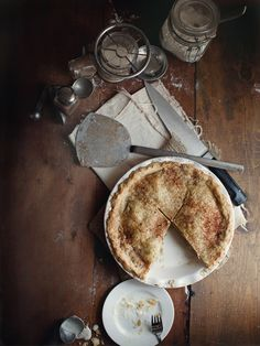 vanessarees food photography - pie