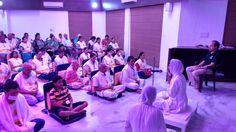 Session of #Mantra #Meditation @ #AdhyatmSadhnaKendra  Website: www.askpreksha.com Mail ID - askdelhipm@gmail.com Contact No. : +91 11 2680 2708, 2671
