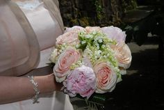 I wanted peonies and roses for my bouquet and then last minute decided on some lily of the valley because I loved it so much.   My florist was lovely and the bouquet was gorgeous.     wedding dresses #weddingdress #weddingdresses See it here : http://www.amazon.com/gp/product/B002AVZ57K/ref=as_li_ss_tl?ie=UTF8=1789=390957=B002AVZ57K=as2=mantosuc-20