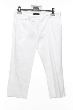 Dolce & Gabbana Womens Pants Trousers, 46, White Dolce & Gabbana. $76.50