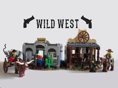 LEGO Ideas - Wild West Project