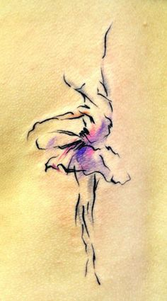 Lukas Musil MUSA  Lidická 8  Prague,   Czech Republic    This is the most beautiful dancer tattoo I have ever seen...