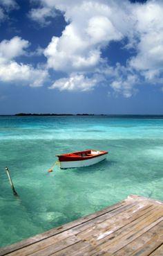 Tranquilidad en las costas caribeñas