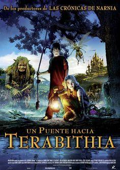 Un puente hacia Terbithia (póster) - 2007.
