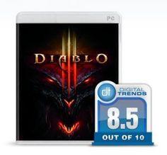 Diablo III review    http://www.digitaltrends.com/gaming/diablo-iii-review/