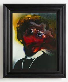 KEITH TYSON - Unnatural portrait, 2014