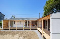 家のデザイン:鴻巣の曲り家をご紹介。こちらでお気に入りの家デザインを見つけて、自分だけの素敵な家を完成させましょう。