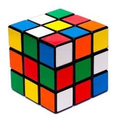 1980s Toys rubix cube .. Loved it spent hours of fun turning those squares back and forth and sideways until the colored stickers started to peel and wear off...