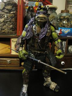 2014 TMNT Custom Donatello 1