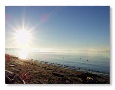 Birch Bay in Washington State. Great family memories!
