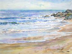 Watercolor beach scene http://lashleystudio.tripod.com/sitebuildercontent/sitebuilderpictures/x-ocean-beach-wc.jpg