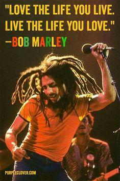 Love /Live Bob Marley