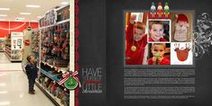 passion2pixels: Days of December - I love this format for a Days of December album!