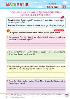 Math For Kids, Activities For Kids, Elementary Math, Preschool, Student, Books, Libros, Children Activities, Kid Garden