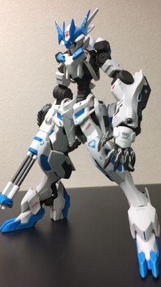 Gundam Toys, Gundam Art, Gundam Iron Blooded Orphans, Mecha Suit, Gundam Wallpapers, Frame Arms Girl, Gundam Custom Build, Model Tanks, Gunpla Custom