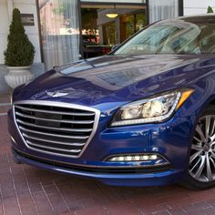 Test Drive: 2015 Hyundai Genesis not sure how I feel about this car
