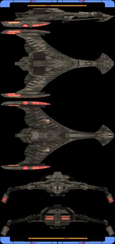 Vengeance of Kahless Class by admiral-horton on DeviantArt                                                                                                                                                      More