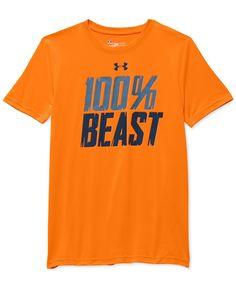 Under Armour Boys' All Beast T-Shirt