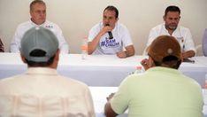 Juntos sacaremos adelante al campo morelense: Cuauhtémoc Blanco