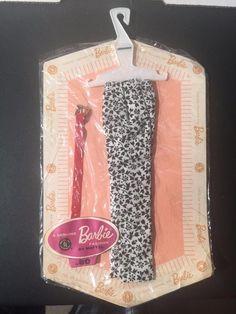1961 Mattel Barbie Midge Doll Outfit, Pants, Belt on Hanger - MIP New Old Stock in Dolls & Bears, Dolls, Barbie Vintage (Pre-1973) | eBay