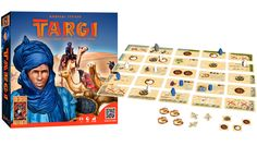 Bought!!!Targi, darn it. I had this in my cart for $23 for quite some time. After running across another review today, l decided to pull the trigger. Wouldn't you know, it's gone up to $40. Not paying that for a two player card game, that I'm but sure I'll have anyone to play with. Highly rated by reviewers, especially Rahdo,  Tom and Zee.