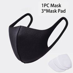 Disposable Mask Inner Pad Filter Cotton Pad And Mask ,disposable face mask with shield online shop bulk order Sierra Leone, Seychelles, Uganda, Masque Anti Pollution, Beverly Hills, Newchic Com, Filter, Mask Online, Cotton Pads