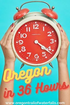 Want to see Oregon in 36 hours? Here's your guide to the VERY BEST! Oregon City, Oregon Coast, Oregon Trail Game Online, Oregon Wine Country, Oregon Waterfalls, History For Kids, Columbia River Gorge, Music Online, Oregon Travel