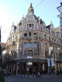 #Shoppen in #Antwerpen? Ga naar de Meir!