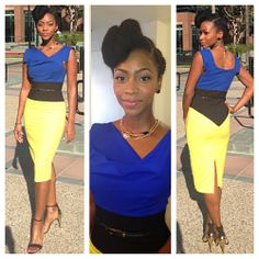 Teyonah Parris. Love Her Outfit..