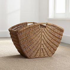 Sunburst Storage Basket