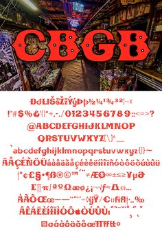 Download another cool and eclectic GAUTFONT CBGB – 256 glyphs - 4 weights #GautFonts #CBGB #Punk #NewWave #Hardcore Hand Drawn Lettering, Glyphs, Fried Chicken, Weights, How To Draw Hands, Punk, Cool Stuff, The Originals, Hand Reference