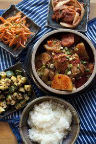 A Korean food love affair photo