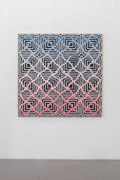 jason williams, revok, graffiti, painting, colorful, geometric, upper playground