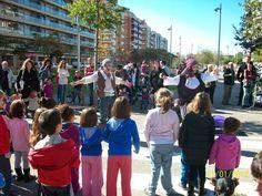 Animadores para fiestas infantiles Barcelona con payasos a domicilio.