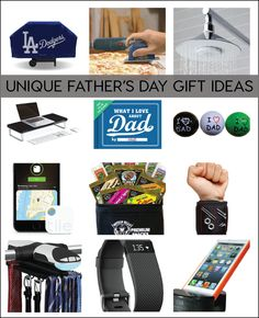 Father's day is right around the corner. Don't forget to order one of these unique Father's Day gift ideas. | www.thirtyhandmadedays.com