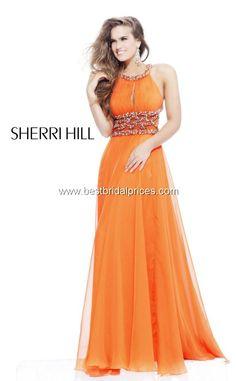Sherri Hill Prom Dresses - Style 1493 Prom Dress 2013 46f733bd9de7