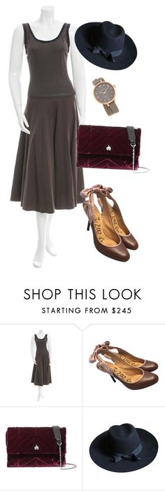 """""""dress"""" by masayuki4499 ❤ liked on Polyvore featuring Lanvin, Chanel and Marc by Marc Jacobs"""