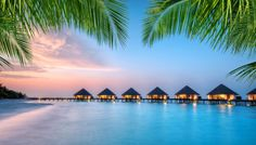 Five-star luxury, pristine beaches, shopping galore and someone to tend to your every want and need…