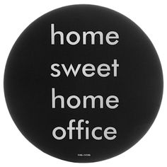 SWEET HOME OFFICE MOUSE PAD - Tok&Stok