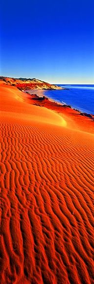 Orange waves along the beach make for a beautiful image. Join the NDP Orange Wave to bring a beautiful image to Ottawa this fall! Beautiful World, Beautiful Places, Beautiful Pictures, Beautiful Beach, Amazing Places, Australia Travel, Western Australia, Queensland Australia, Places To Travel