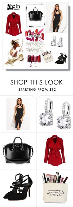 """""""Shein"""" by amra-f ❤ liked on Polyvore featuring Givenchy, BGN, WithChic, GALA and shein"""