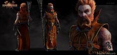 Warhammer Online Cinematic - Bright Wizard