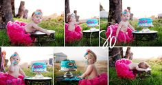 Perfect for a first birthday photo shoot!
