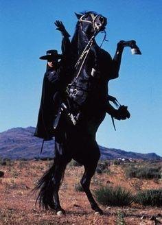 Zorro - my childhood crush!