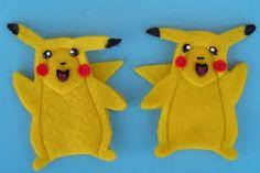 Slikovni rezultat za pokemon felt pikachu patterns